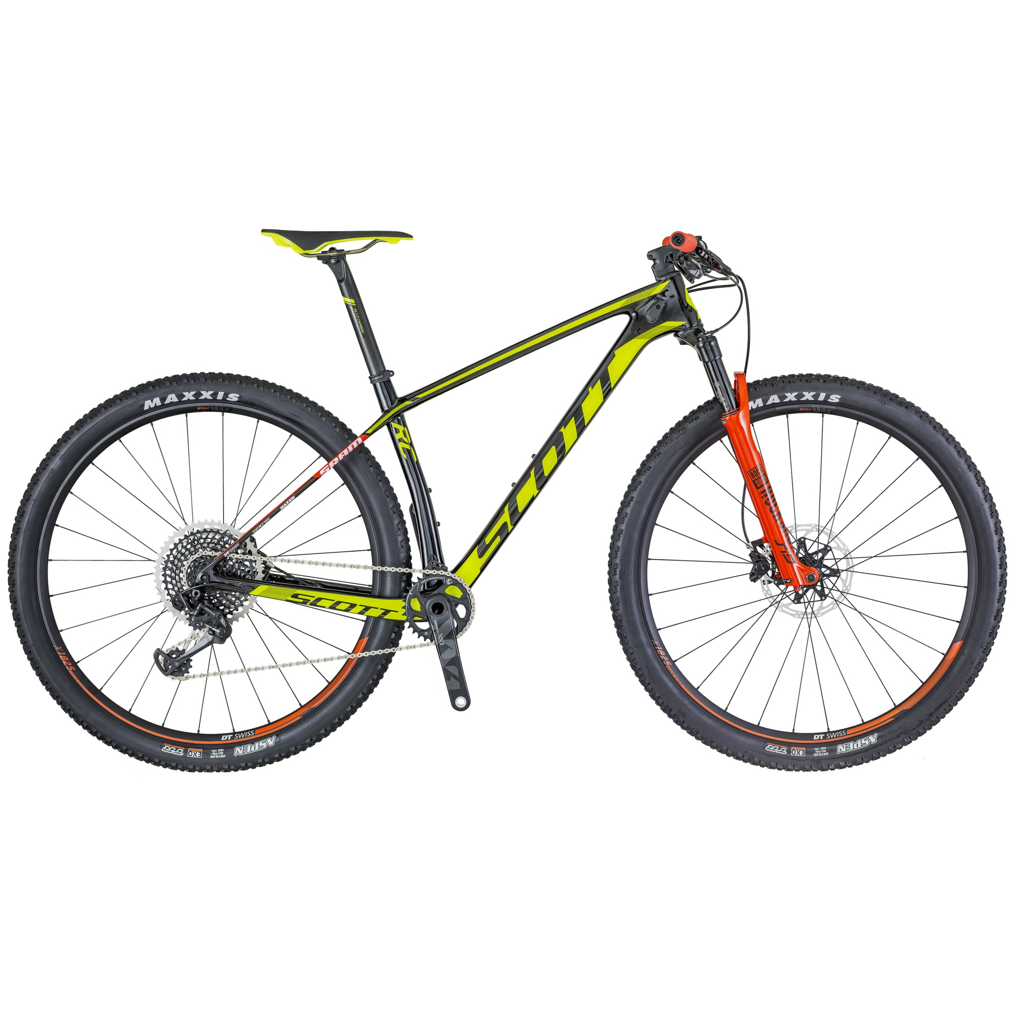 SCOTT SCALE RC 900 WORLD CUP BIKE Image
