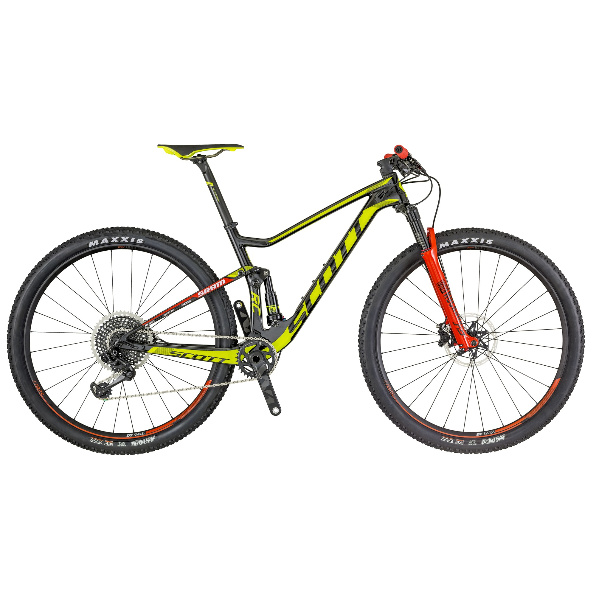 SCOTT SPARK RC 900 WORLD CUP BIKE Image