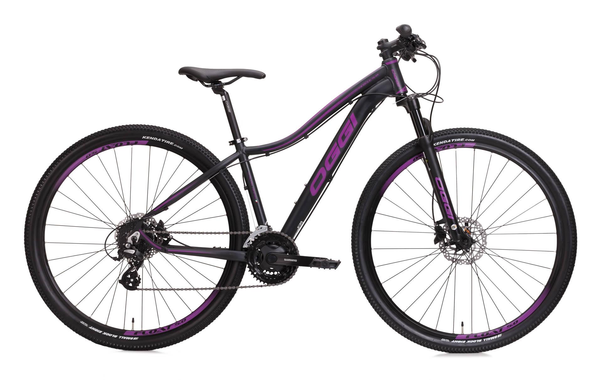 Bicicleta feminina Oggi