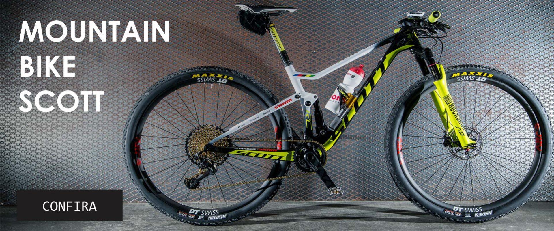 Bicicleta Scott em Vitória da Conquista